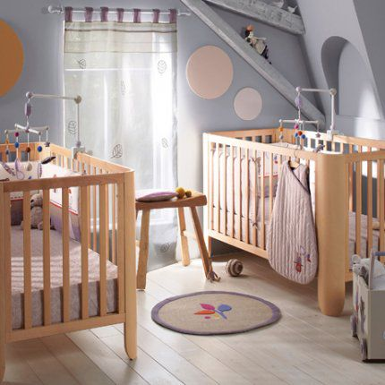 Awesome Chambre Jumeaux Bebe Images - lalawgroup.us - lalawgroup.us