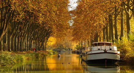 Le blog des toiles le patrimoine de l 39 unesco for Architecte canal du midi